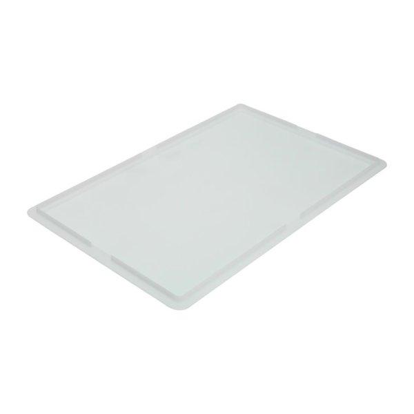 Deckel für stapelbare Pizzateigbehälter 60x40cm