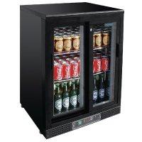 Polar Serie G Barkühlschrank 140 Flaschen, 140L