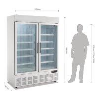 Polar Serie G Display Gefrierschrank 920 Liter