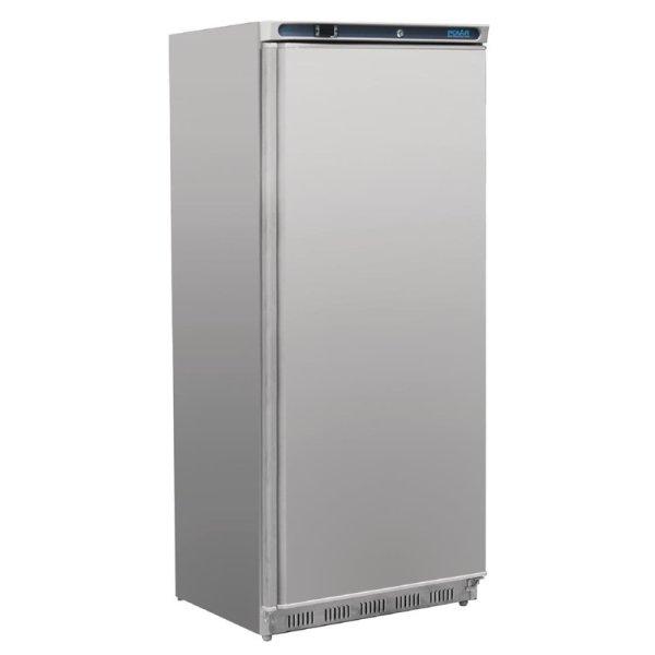 Polar Serie C Gefrierschrank Edelstahl für leichte Nutzung 600L