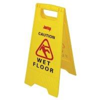"""Jantex Warnschild """"Wet floor"""""""