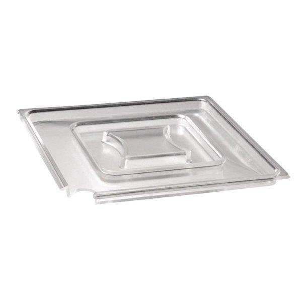 APS Float transparenter Deckel quadratisch 19cm