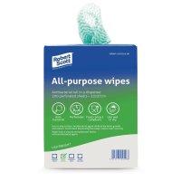 Desinfektionsmittel-Reinigungstücher grün (200 Stück)