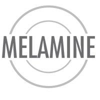 APS Melamin Schale Balance weiß 21cm, 1,5L