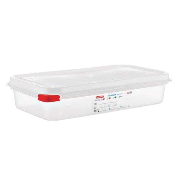 Araven GN1/3 Lebensmittelbehälter mit Deckel 2,5L
