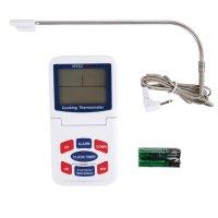 Hygiplas digitales Ofenthermometer