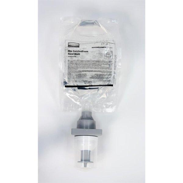 Rubbermaid Flex geruchsneutrale antibakterielle Schaumseife 500ml (5 Stück)