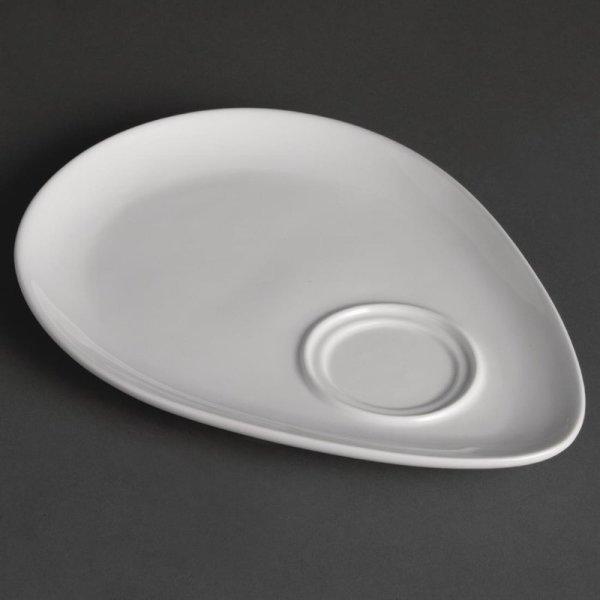 Olympia Whiteware Snackteller 24cm (12 Stück)