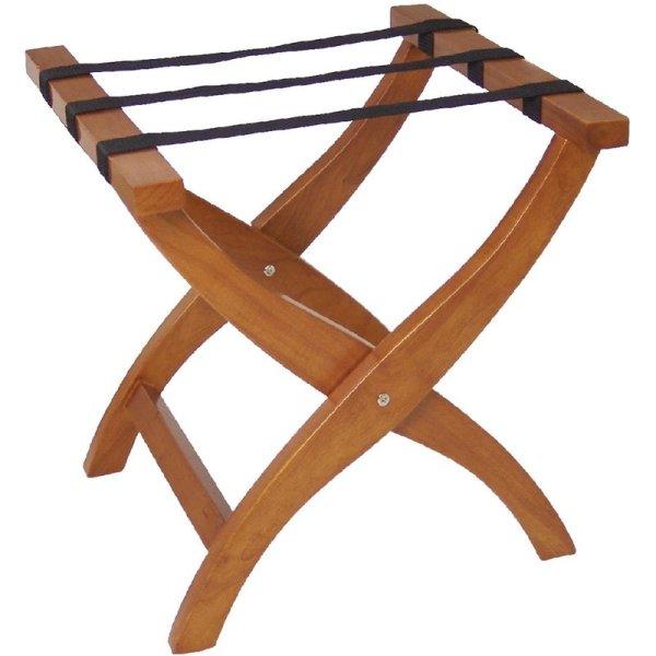 Bolero faltbare Kofferablage aus Holz