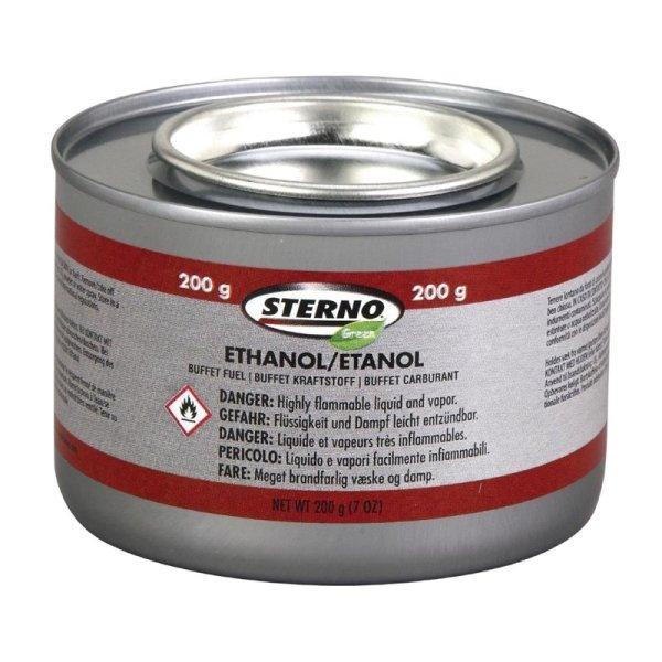 Sterno Gel Brennpaste 2 Stunden (48 Stück)