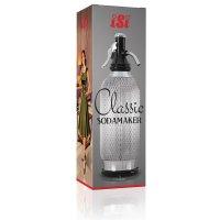 Klassische Sodaflasche 1L
