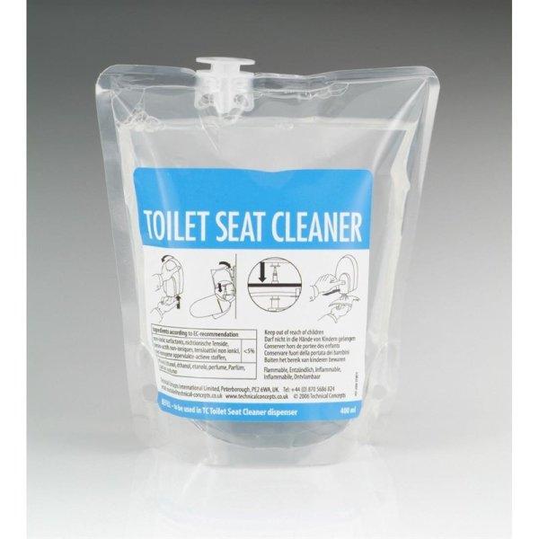 Rubbermaid Clean Seat Toilettensitzreiniger 400ml (12 Stück)