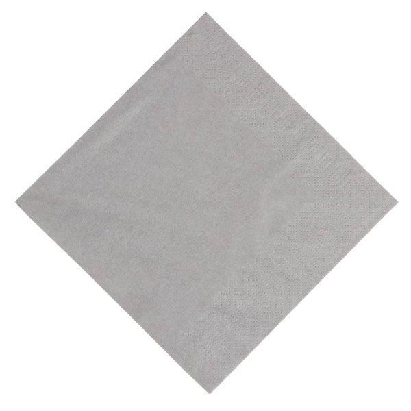 Duni Kompostierbare Lunchservietten granitgrau 33cm