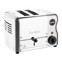 Rowlett Esprit Toaster 2 Schlitze chrom