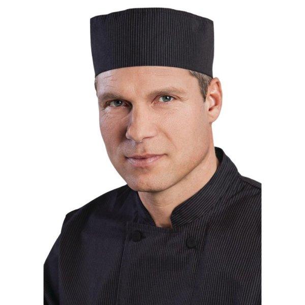 Chef Works Cool Vent Beanie nadelstreifen