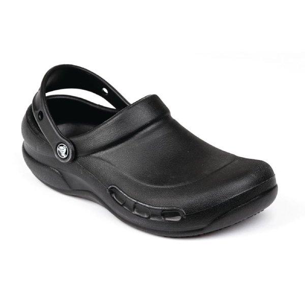 Crocs Bistro Clogs schwarz 37,5