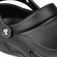 Crocs Bistro Clogs schwarz 44