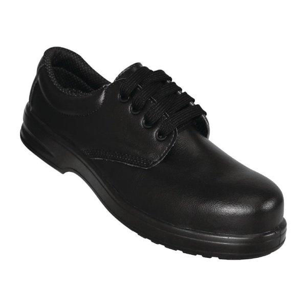 Lites Sicherheits-Schnürschuhe schwarz 36