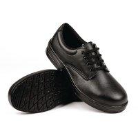 Lites Sicherheits-Schnürschuhe schwarz 43