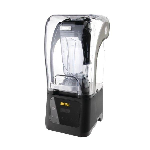 Buffalo Digitaler Küchenmixer mit geräuschdämmendem Gehäuse 2,5L