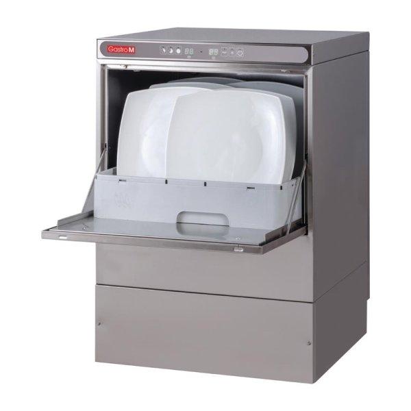 Gastro M Geschirrspüler Maestro 400V mit Ablaufpumpe, Seifenspender und Zwischenbehälter