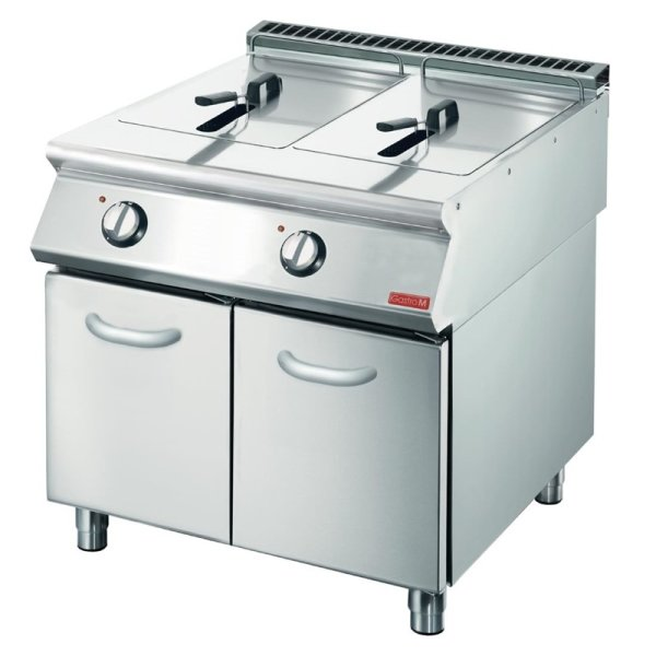 Gastro M Fritteuse 70/80FRE 2 x 10L