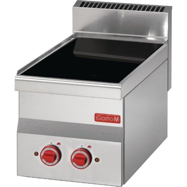 Gastro M keramische Kochplatte 60/30PVE