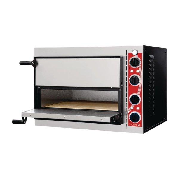 Gastro M Pisa Pizzaofen 2 Kammern