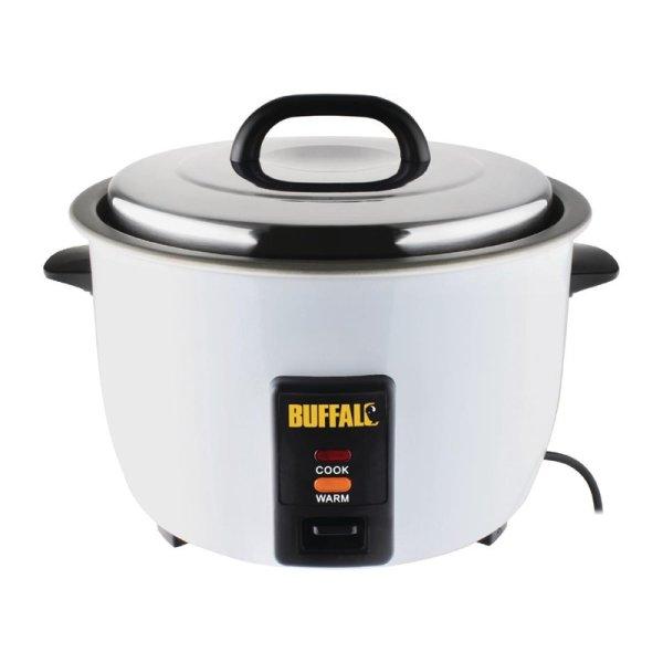 Buffalo Reiskocher 4,2L,  4,2L roher Reis / 10L gekochter Reis